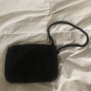 NWT black Urban Outfitters (Kimchi Blue) wristlet